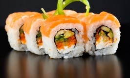 Sushi rulle