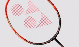 Yonex Nanoray Z-speed badminton ketcher